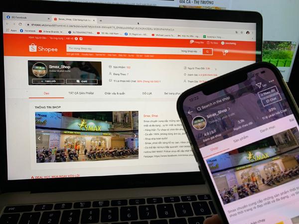 Thời trang Smax đẩy mạnh kinh doanh online 'vượt bão' Covid-19