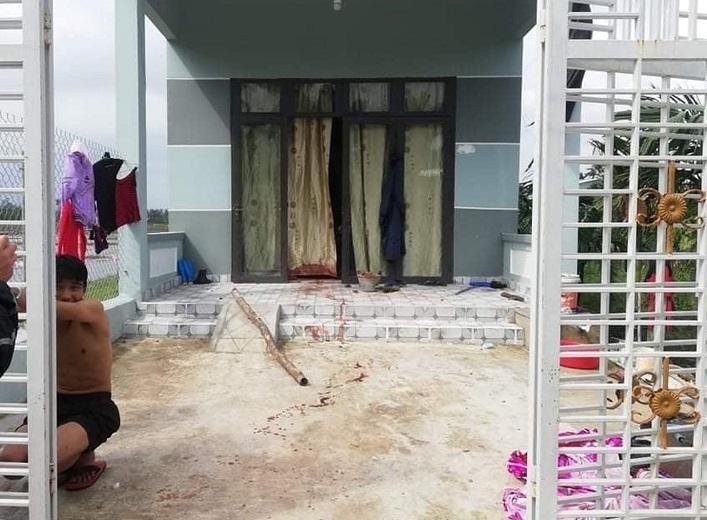 Con trai ngáo đá, giết mẹ ruột dã man ở Quảng Ngãi