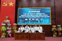 Hậu Giang xây dựng Chính quyền điện tử và chuyển đổi số để giúp người dân có cuộc sống tốt hơn