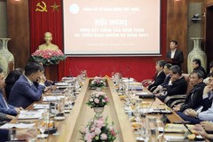 BHXH Việt Nam triển khai nhiệm vụ năm 2021