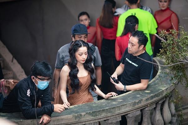 Chi Pu tham gia phim 'Thiên thần hộ mệnh' của Victor Vũ