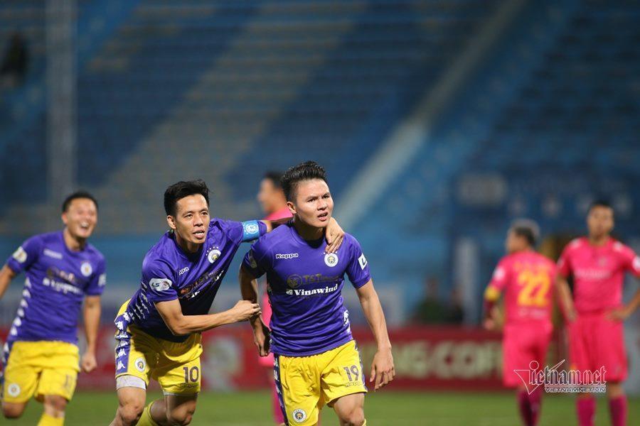 Hà Nội FC sinh nhật muộn, kiên định vươn tầm châu lục