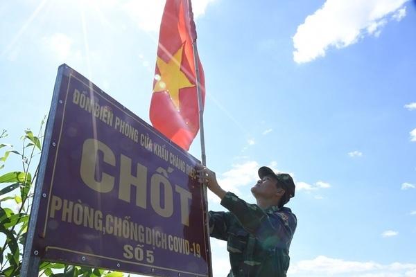 Biên phòng Tây Ninh khóa chặt biên giới, ngăn người nhập cảnh trái phép