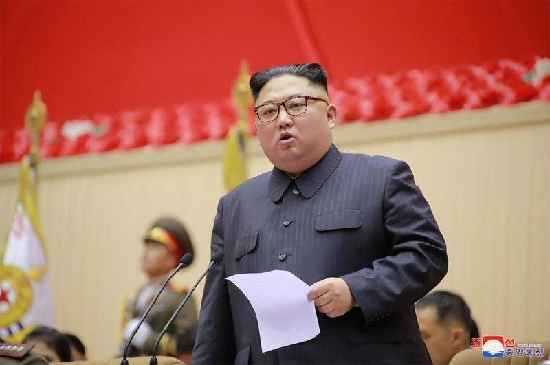 Kim Jong Un gửi thư viết tay chúc mừng năm mới dân Triều Tiên