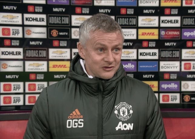 MU dẫn đầu Ngoại hạng Anh cùng Liverpool, Solskjaer tuyên bố nóng