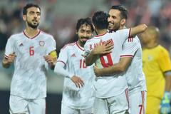 UAE bí mật luyện quân, chờ đấu tuyển Việt Nam