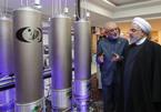 Iran thông báo tăng mức làm giàu uranium