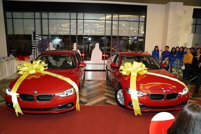 Đại gia Hà Nội treo thưởng Tết nhân viên ô tô xịn 1 tỷ đồng