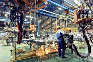 Công nghiệp ô tô chỉ tham gia vào phân khúc thấp của chuỗi giá trị toàn cầu
