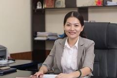 Nữ tiến sĩ 40 tuổi làm Giám đốc Sở GD-ĐT Bình Dương