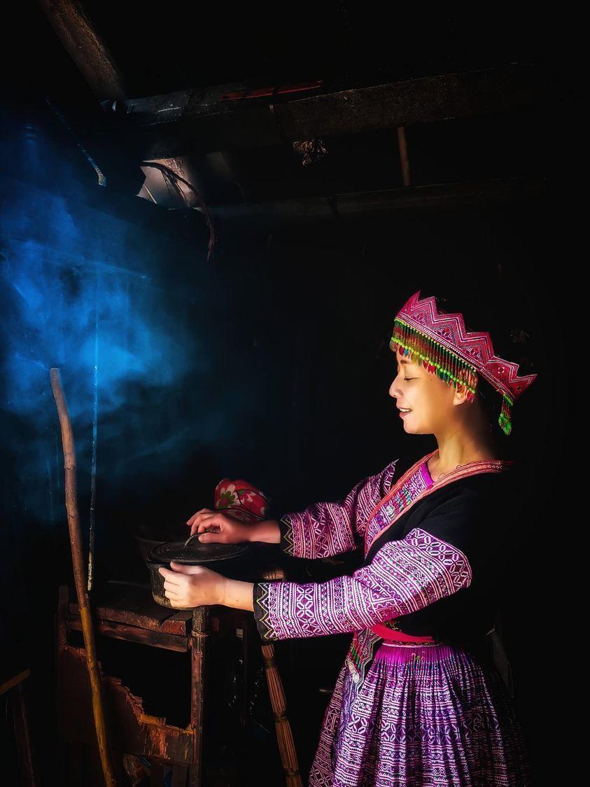 NSƯT Chiều Xuân vẫn trẻ đẹp dù đã lên chức bà ngoại