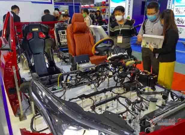 Việt Nam cần có doanh nghiệp đầu chuỗi trong ngành ô tô