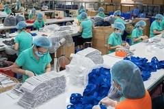 Việt Nam xuất khẩu hơn 1,13 tỷ khẩu trang y tế