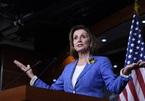Chủ tịch Hạ viện Mỹ đòi phế truất ông Trump 'ngay lập tức'