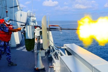 """China's turning points to """"mastering"""" operations in the East Sea"""