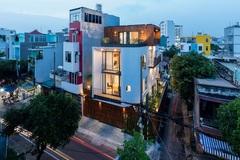 Thiết kế thông minh cho căn nhà hẹp trong hẻm ở Sài Gòn