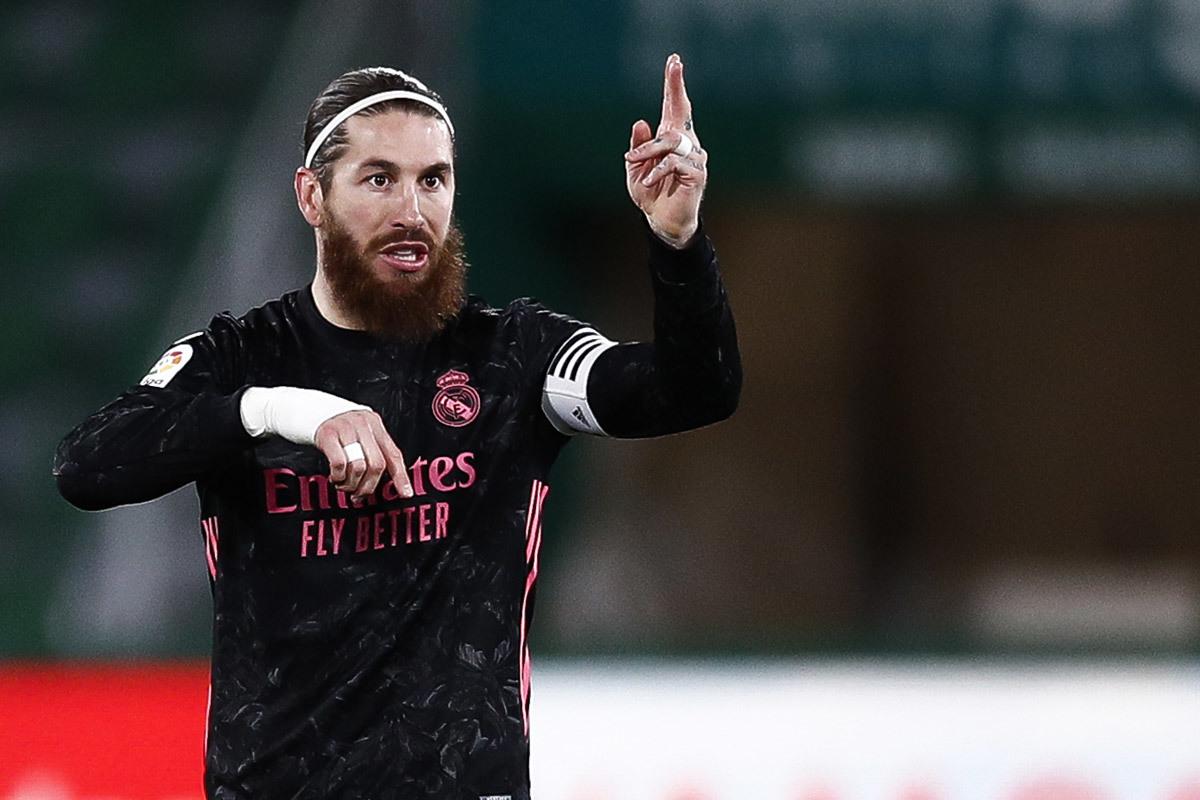 MU quyết giành Sergio Ramos với PSG
