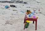 Hai du khách bị sóng cuốn mất tích ở biển Kê Gà