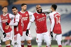 Xem video bàn thắng West Brom 0-4 Arsenal