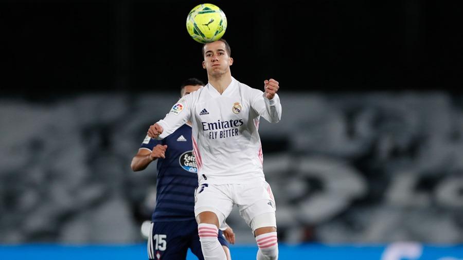 Hạ đẹp Celta Vigo, Real Madrid chiếm ngôi đầu bảng
