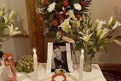 Đám tang ca sĩ Vân Quang Long tại Mỹ