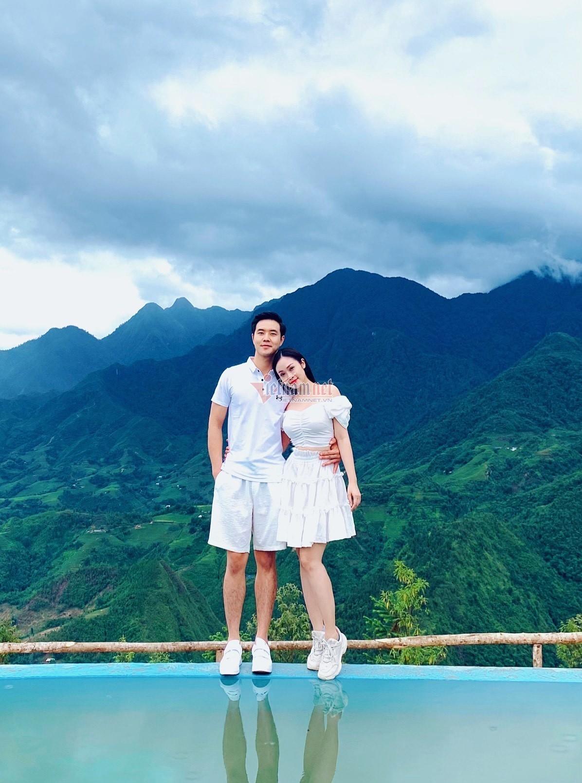 Diễn viên Hiếu Su: 'Tôi hơi áp lực khi cưới MC Thùy Linh'