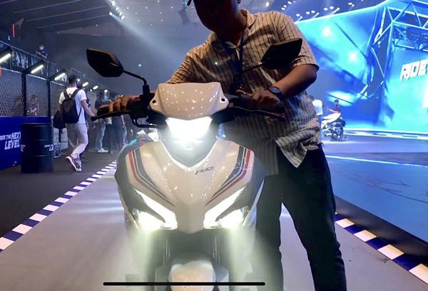 Yamaha Exciter 155 VVA gây sốt khi vừa ra mắt