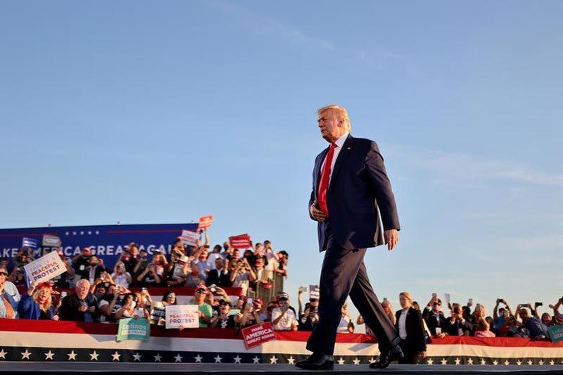 Sức hút chính trị kỷ lục thời Tổng thống Trump