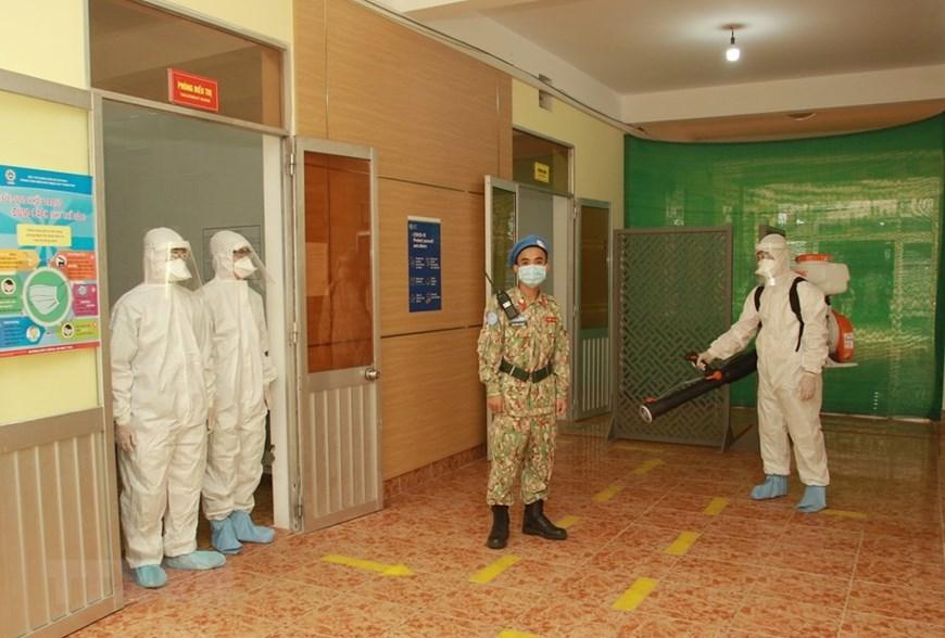 Level-2 Field Hospital No 3 begins last training stage