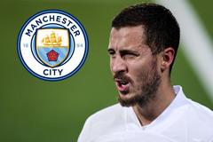 Hụt Messi, Pep kéo Hazard về Man City