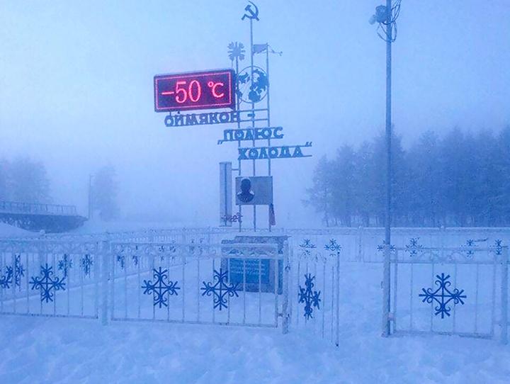 Ở nơi lạnh nhất thế giới, học sinh vẫn đến trường trong thời tiết - 50°C