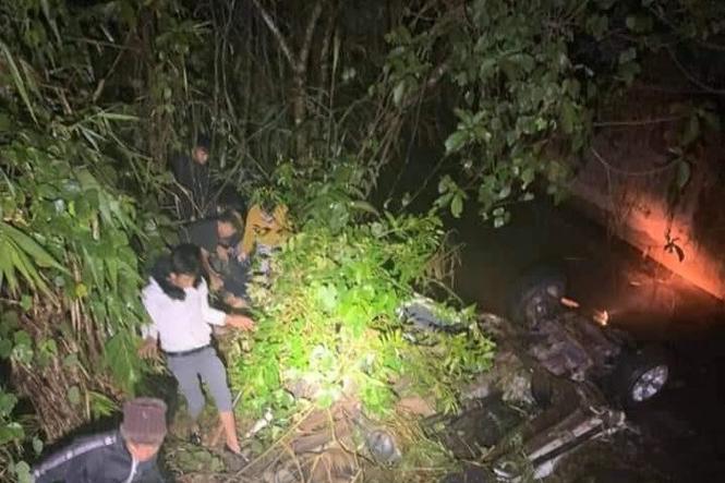 40 người chết vì tai nạn giao thông trong 3 ngày nghỉ Tết dương lịch