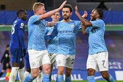 Man City vùi dập Chelsea ngay tại Stamford Bridge