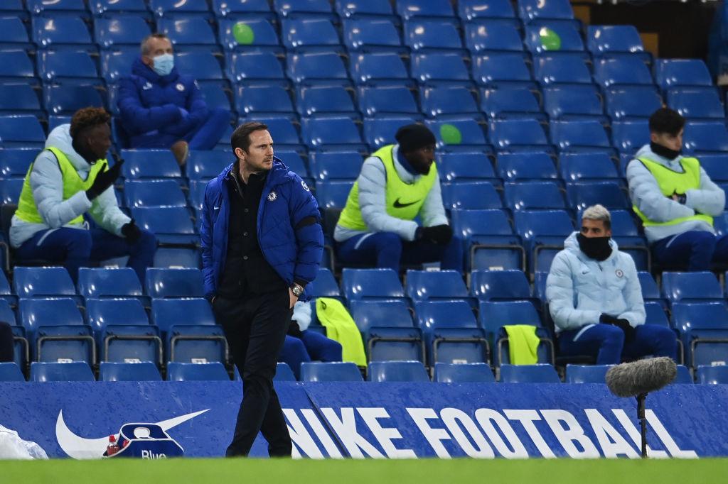 Chelsea xem xét sa thải sớm Lampard sau thua thảm Man City