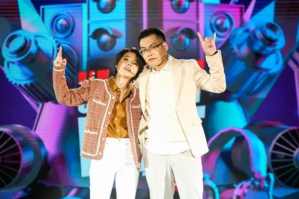 Vũ Cát Tường, Big Daddy tranh nhau lấy lòng thí sinh The Voice Kids