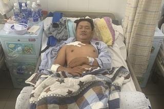 Truy đuổi kẻ trộm xe máy, 'hiệp sĩ' ở Bình Dương bị tấn công nhập viện
