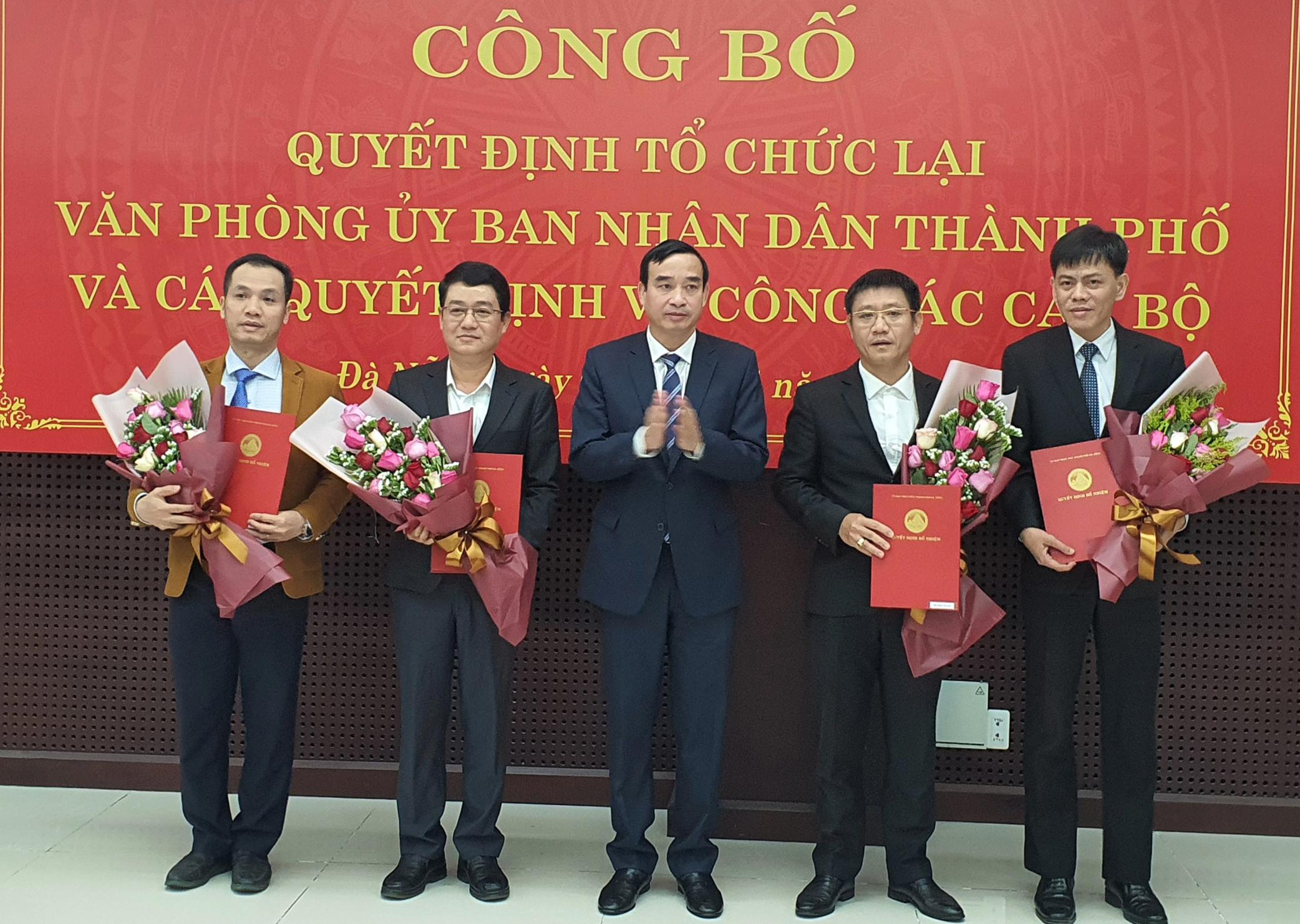 Đà Nẵng tách Văn phòng Đoàn đại biểu Quốc hội - HĐND và UBND