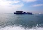 Khai trương tuyến phà biển TP.HCM-Vũng Tàu với hành trình chỉ 30 phút
