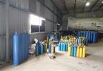 Công an Bắc Ninh tạm giữ 3 tấn khí cười để điều tra