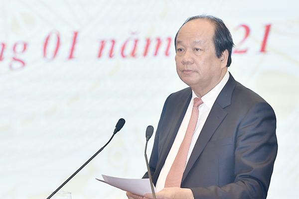 Bộ trưởng Mai Tiến Dũng: Chuyển giao nhiệm kỳ Chính phủ luôn có sự kế thừa