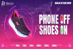 Tham gia 'Phone Off Shoes On' để giảm thói quen lướt smartphone liên tục