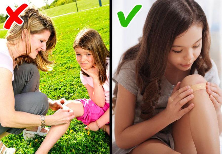 Mười điều trẻ phải được học trước khi bước sang tuổi 13
