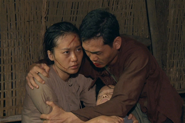 Movie star Hong Anh plays leading role in TV series about farmers in the 1940s