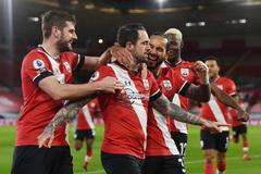 Xem video bàn thắng Southampton 1-0 Liverpool