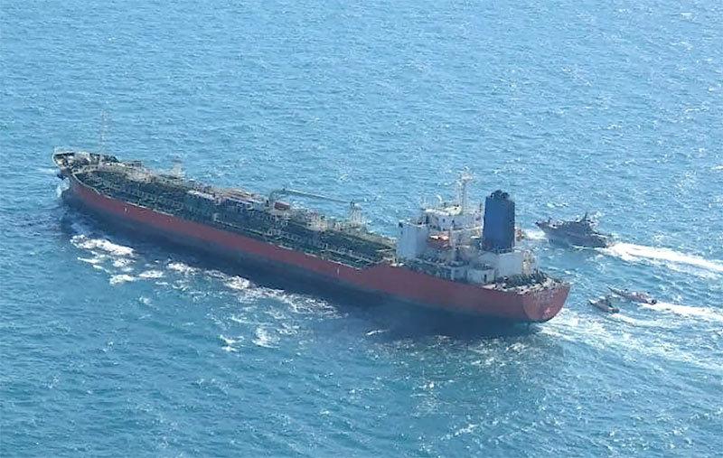 Seoul điều binh tới Eo Hormuz, Mỹ đòi Iran thả ngay tàu Hàn có người Việt