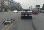 Tài xế ô tô người nước ngoài gây tai nạn ở Quảng Ninh