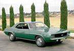 Chiếc Camaro được tìm thấy sau 17 năm bị đánh cắp