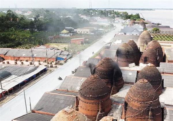 brick-making village,craft villages,vinh long travel