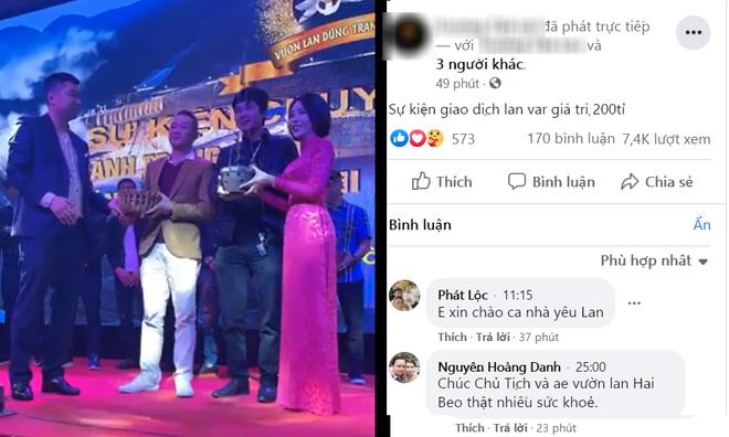 Thương vụ lan đột biến 200 tỷ đồng chấn động dân chơi đất Việt