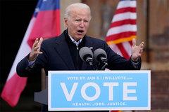Phép thử Georgia của ông Biden